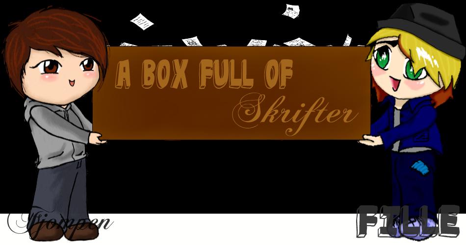 A Box of Skrifter